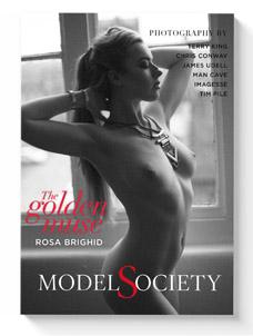 nude model Rosa Brighid free magazine