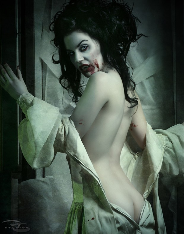 Apologise, but, Female vampire naked mine, not