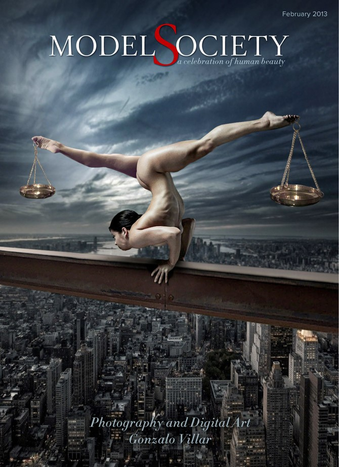 Photo Manipulation and Nude Fantasy Art by Gonzalo Villar