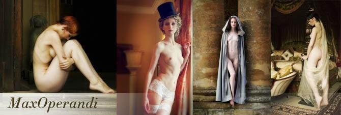 Max Operandi: Classic nudes, nude models, nude photography, nude art
