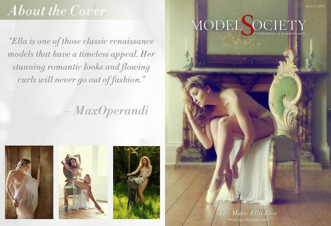 Max Operandi: Nude Photography, Nude Models, Nude Art