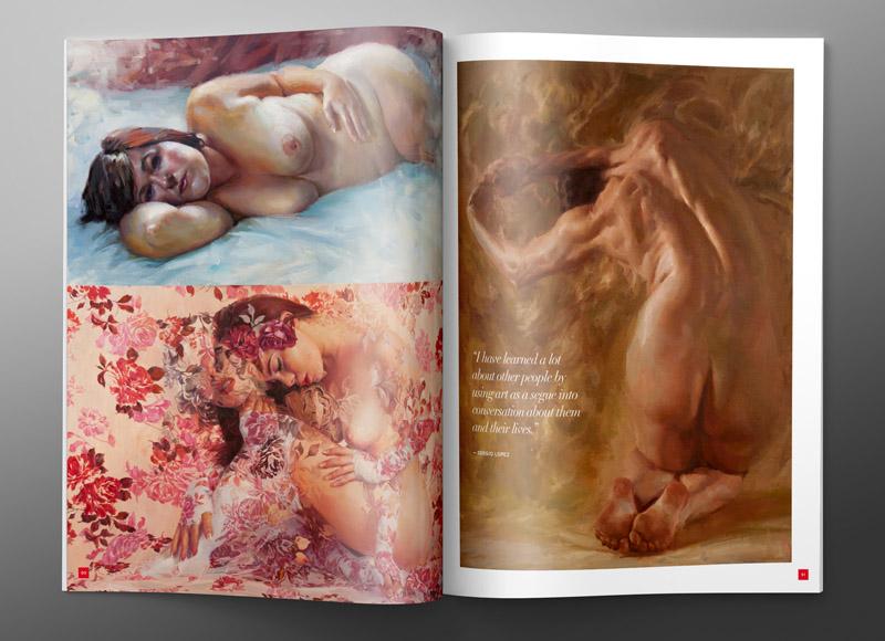 Model Society Magazine